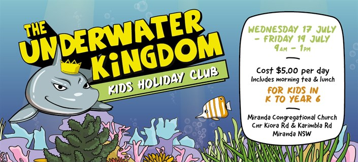 Miranda Congregational Church Kids Holiday Club